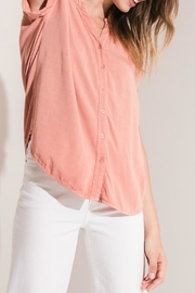 rag poets Pillar Button Down - Front cropped