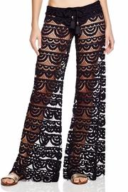 PilyQ Malibu Lace Pants - Product Mini Image