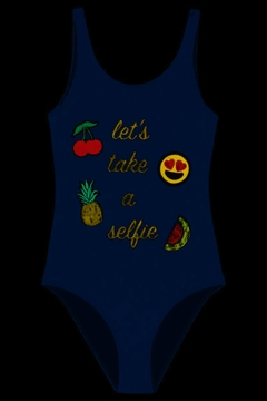 PilyQ Cayman Selfie One-Piece - Product List Image