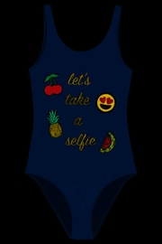 PilyQ Cayman Selfie One-Piece - Product Mini Image