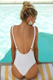 PilyQ Hailey One Piece - Front full body