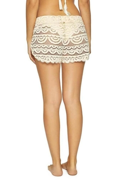PilyQ Ivory Finn Shorts - Alternate List Image