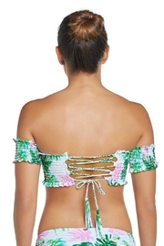 PilyQ Mingos Off-The-Shoulder Top - Side cropped