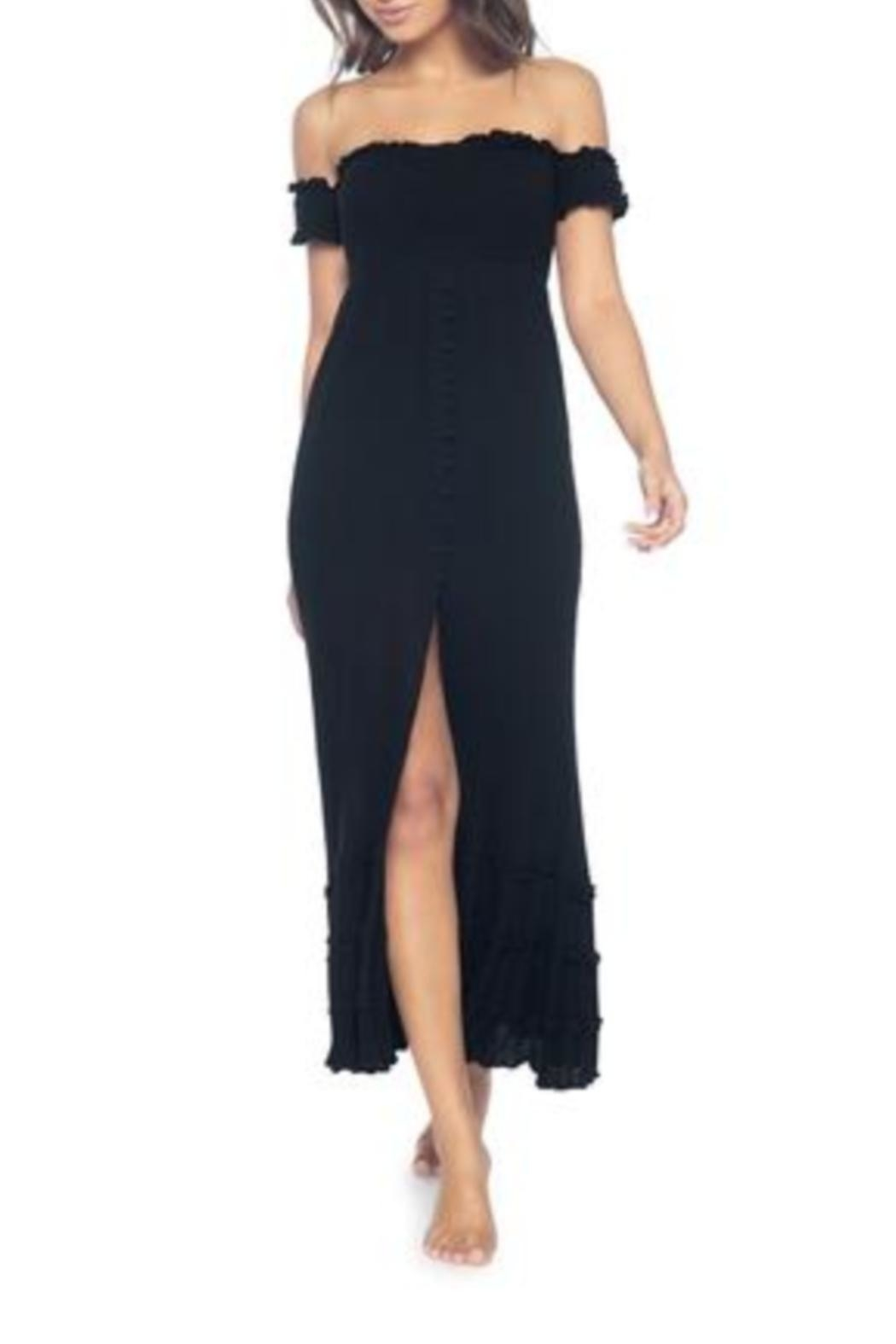 PilyQ Mishell Off-The-Shoulder Dress - Main Image