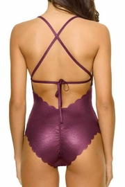 PilyQ Reversible Seamless Onepiece - Front full body