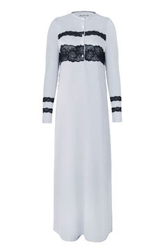 Shoptiques Product: PIMA COTTON MODAL NIGHTGOWNS - INCREDIBLE SOFT