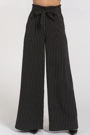 TIMELESS Pin Stripe Pants - Product Mini Image