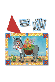 Eeboo Pin The Tail On The Donkey - Front cropped