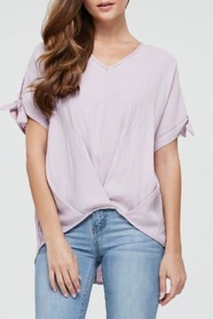 Jolie Pin-Tuck Blouse - Product List Image