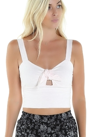 Lucy Love Pin Up Tee - Front cropped