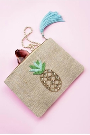 Charlie Paige Pinapple Bag - Front cropped