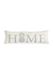 Mud Pie Pinapple Home Pillow - Product Mini Image