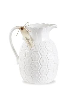 MUDPIE Pinapple Pitcher - Alternate List Image