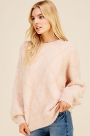 Pinch Ballet Sweater Blush - Product Mini Image