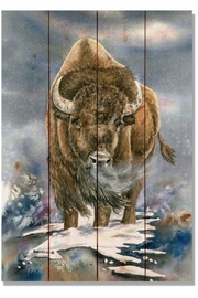 Daydream HQ Pine Buffalo Print - Product Mini Image