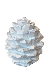 The Birch Tree Pine Cone Gift Box - Front cropped