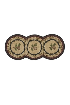 Park Designs Pine Cone Table Runner - Product List Image