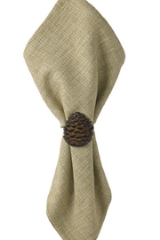 Park Designs Pine Lodge Napkin Ring - Product Mini Image