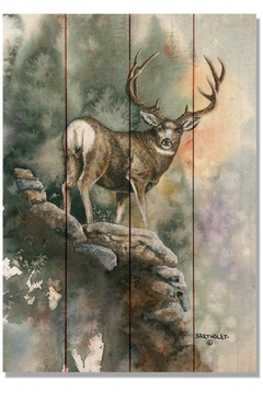 Daydream HQ Pine Mule-Deer Print - Alternate List Image