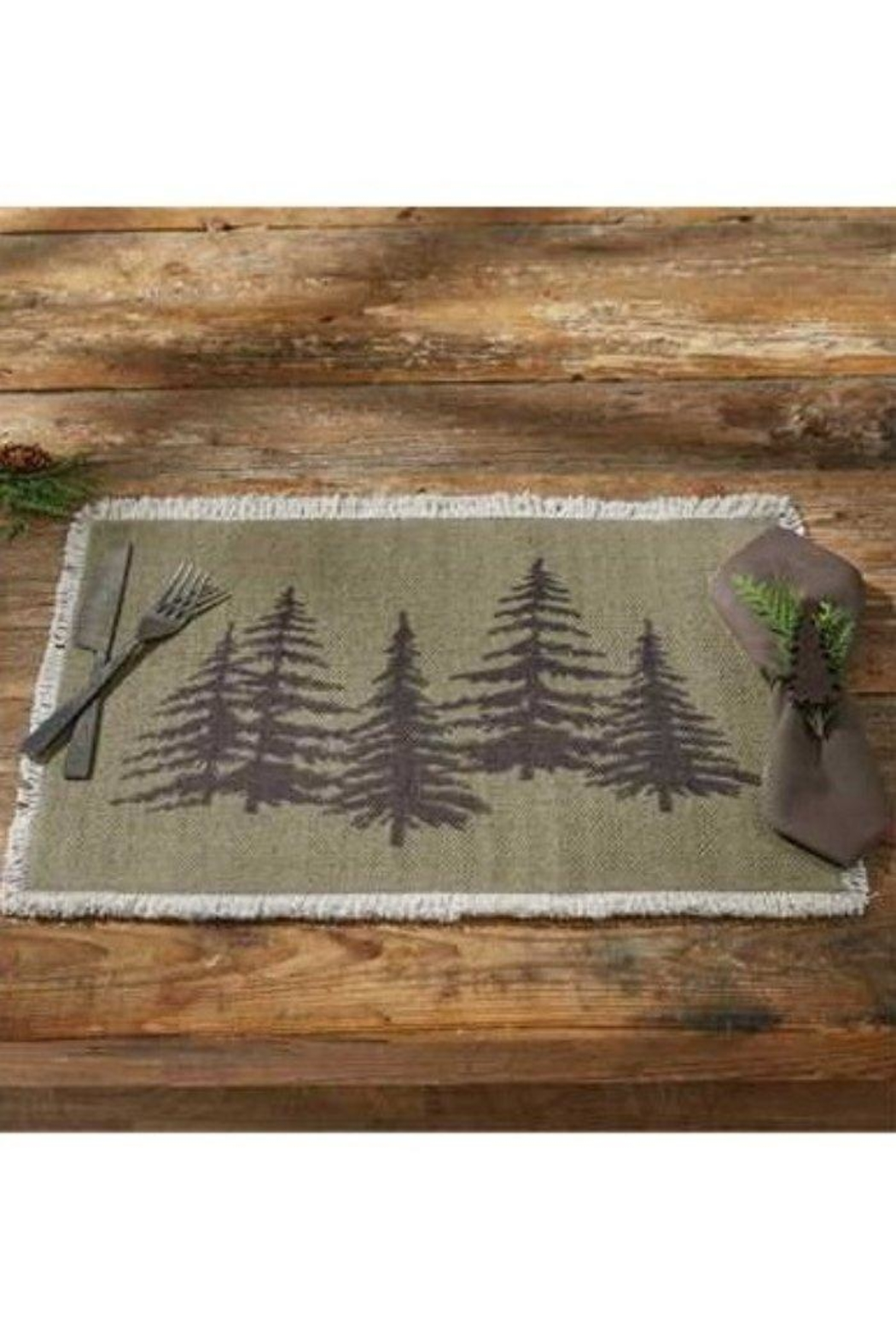 Park Designs Pine Tree Placemat - Main Image
