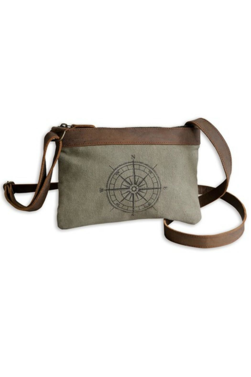Pine Creek Compass Crossbody - Main Image