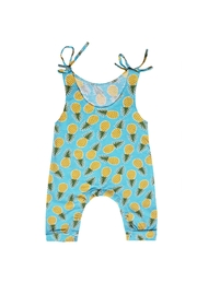 BEVA Pineapple Baby Jumper - Product Mini Image
