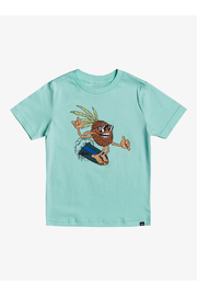 Quiksilver Pineapple Boy Tee - Front cropped