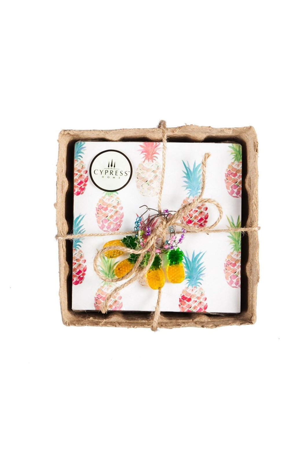Evergreen Enterprises Pineapple Cocktail Napkins - Main Image