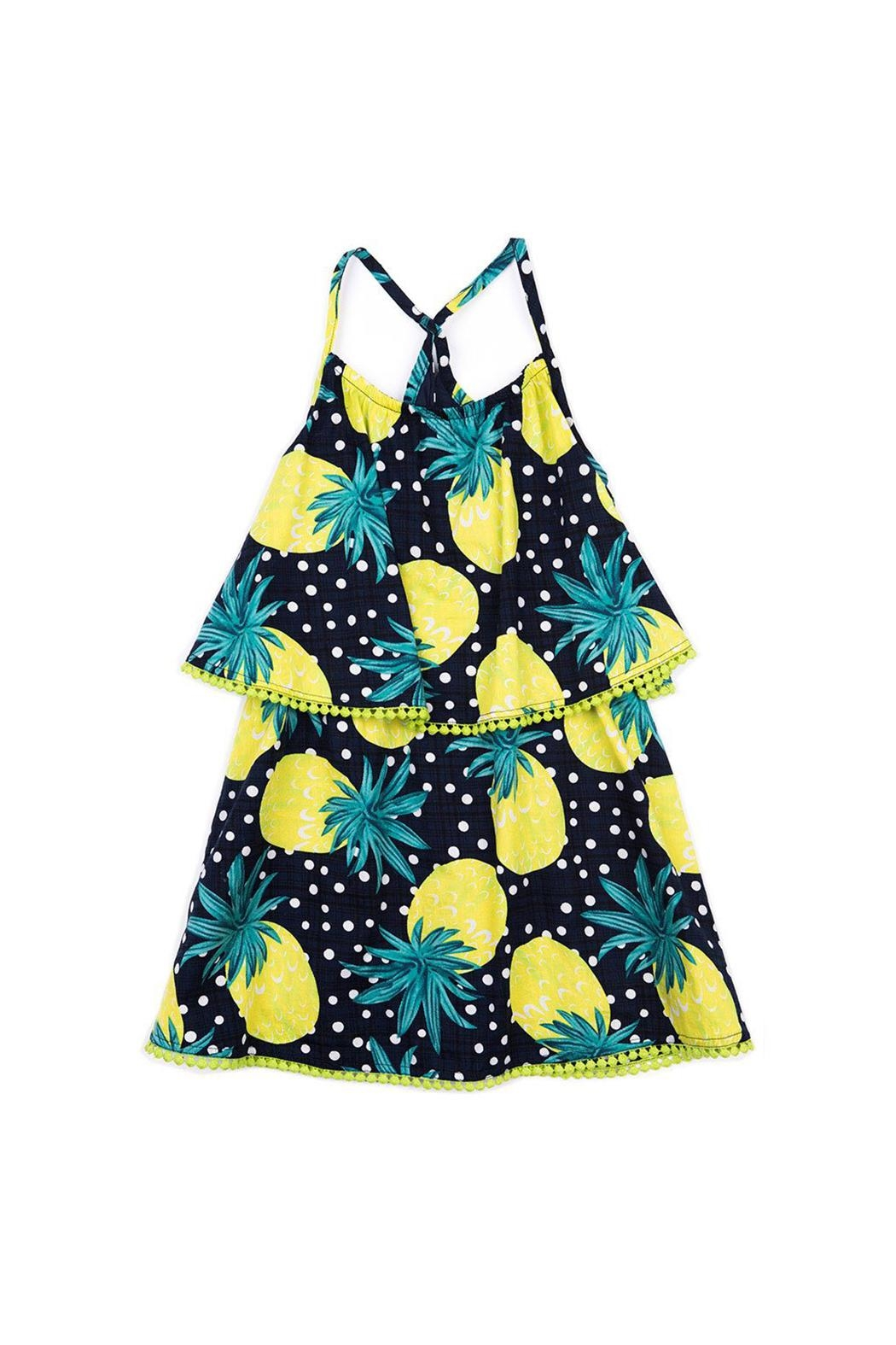 Appaman Pineapple Dress - Main Image