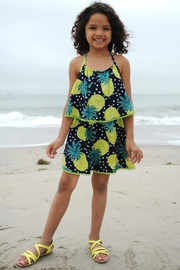 Appaman Pineapple Dress - Front full body