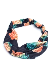 May 23 Pineapple Headband - Front cropped