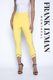 Frank Lyman Pineapple Knit Pant - Product Mini Image
