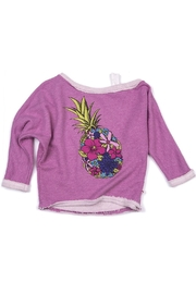 Appaman Pineapple Off Shoulder - Front cropped