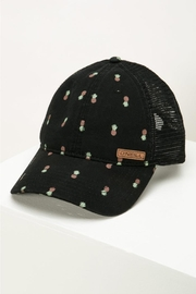 O'Neill Pineapple Print Hat - Product Mini Image
