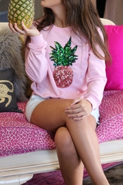 English Factory Pineapple Sweatshirt - Product Mini Image