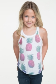 Chaser Pineapple Tank - Front cropped