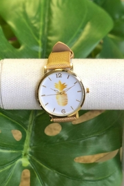 Charlie Paige Pineapple Watch - Front cropped