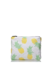 Aloha Collection Pineapple Zipper Bag - Product Mini Image