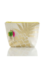 Shiraleah Pineappple Cosmetic Bag - Product Mini Image
