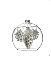 Sullivans Pinecone Dangle Ornament - Product Mini Image