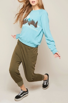 All Things Fabulous Pines Sweatshirt - Product List Image