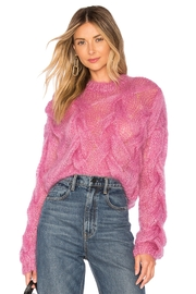 One Clothing Pink Amusing Sweater - Product Mini Image
