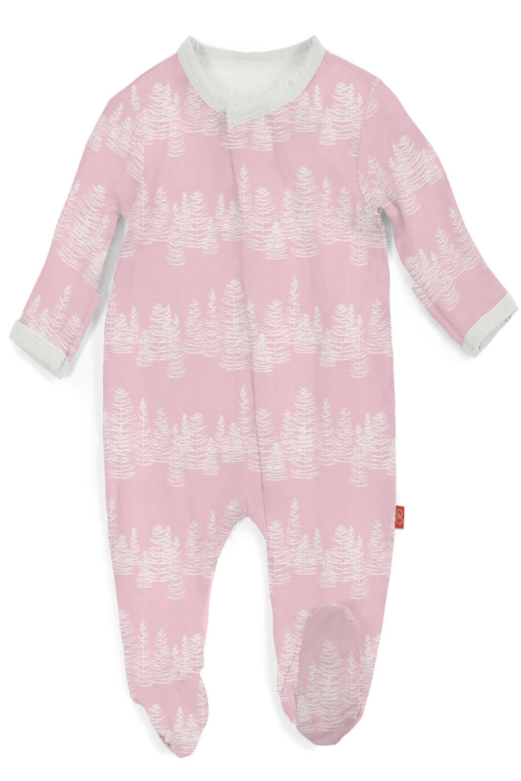 Magnificent Baby Pink Aspen Coverall - Main Image
