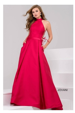 Jovani PROM Pink Ball Gown - Product List Image
