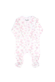 Coccoli Pink Blossom Modal Footie - Product Mini Image