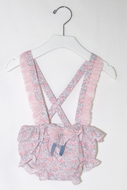 Dolce Petit Pink & Blue Outfit - Back cropped