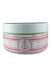 Soap and Water Newport PINK CHAMPAGNE BODY BUTTER - Front cropped