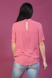 Naked Zebra Pink Chiffon Blouse - Other
