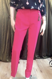 Dame Blanche Anvers Pink Classic Pants - Product Mini Image