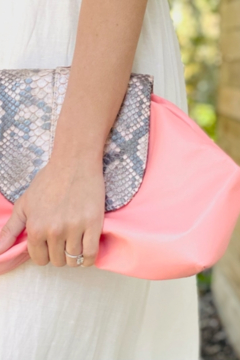 J Markell Pink Clutch - Product List Image